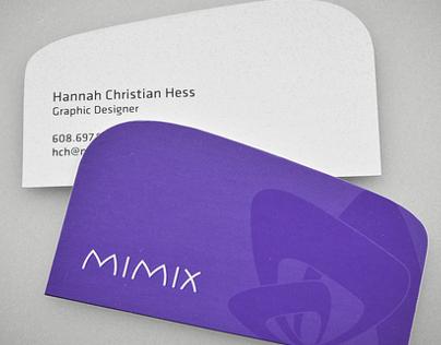 Mimix | Athletic Company Branding