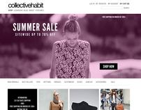 CollectiveHabit Webstore