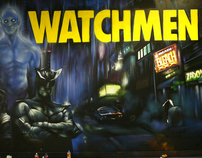 Watchmen World Premiere London