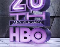 HBO - 20th Anniversary