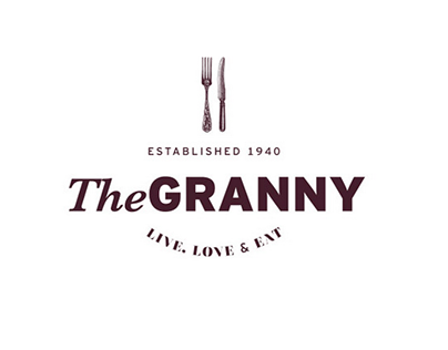 The Granny - Identity Corporate & Branding