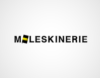 Moleskinerie Logo Competition  -  my proposal