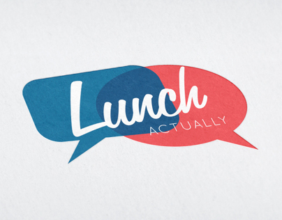 The Lunch Actually Branding Guidelines