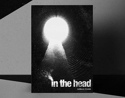 In the head - book design