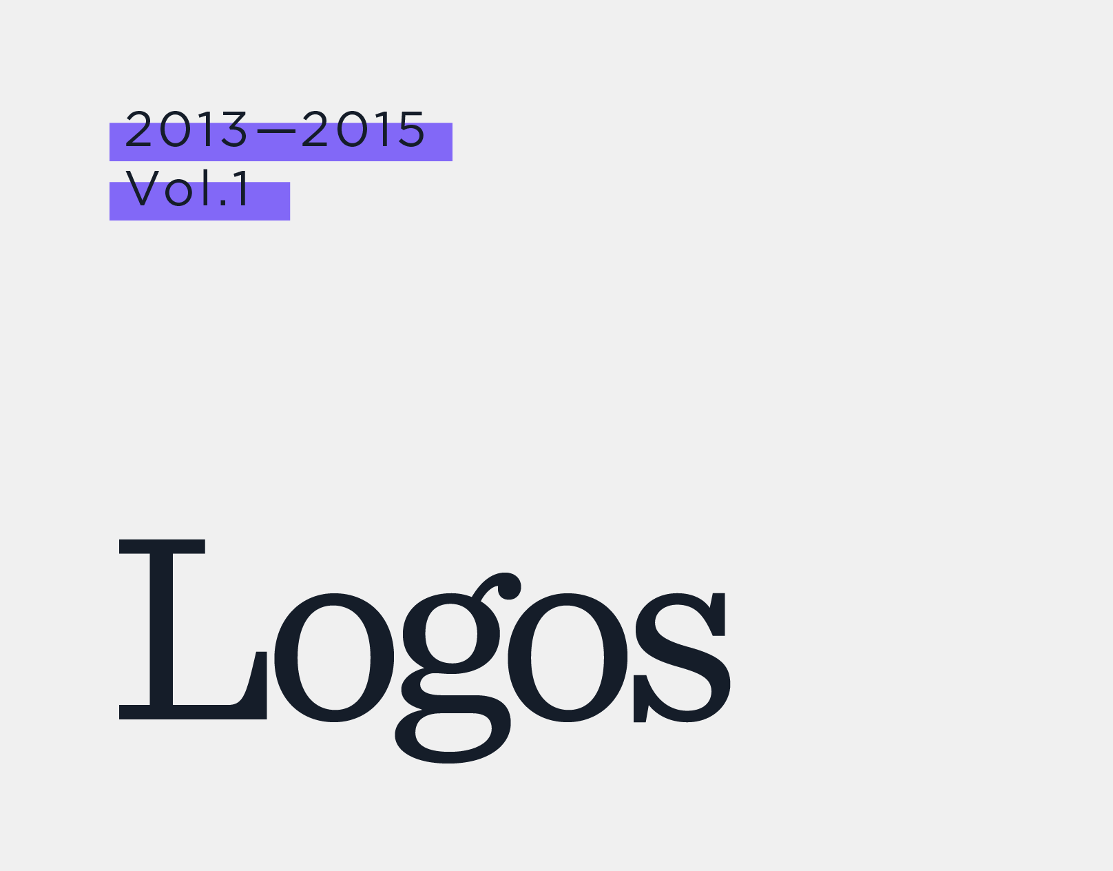 Selected Logos & Typography 2011