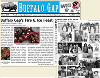Buffalo Gap Newspaper