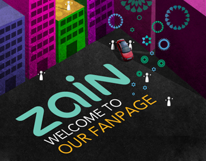 Zain Saudi Arabia Facebook Applications