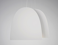 Flat light lamp