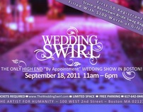 The Wedding Swirl - THE ONLY Luxurious Wedding Show