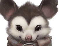 Cute animal portraits