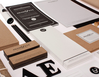 Adam & Eve Law Firm Branding