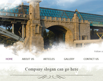 Websites. Theme-artistic, creative, portfolio, gallery.