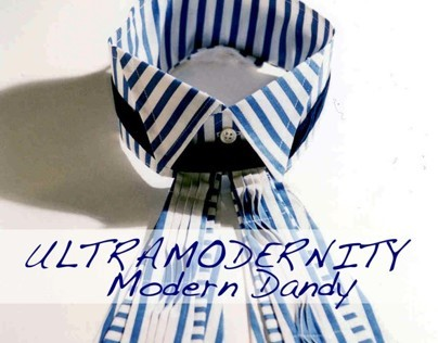 ULTRAMODERNITY _ Modern Dandy TIE collection