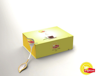 Lipton Tea Packaging Design & Product Development