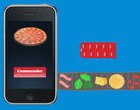 Dominos pizza Application Add