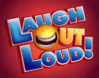 Laugh Out Loud - Splash Rebranding