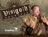 Capital One - Visigoth Yourself