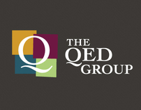 QED Group LLC // Corporation Website Redesign