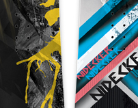 Snowboard Design Comps