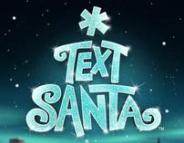 ITV - Text Santa