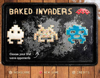Baked Invaders