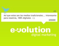 Proyectos e-volution