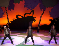 Seussical the Musical -- Lighting Design