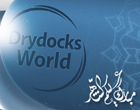 Drydocks World - Ramadan Card
