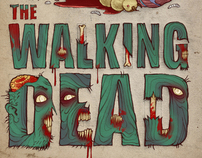 "Posters for ""The Walking Dead"""