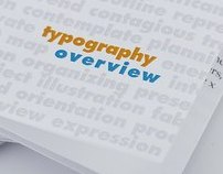 Typography Overview