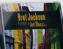 CD Cover—Bret Jackson
