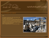 Arab Alhalabi Website