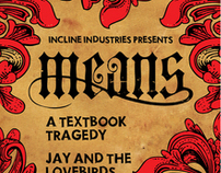 Means Show Poster - Incline Industries