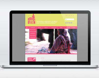 Fabrica Social / Web Design