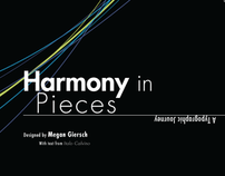Typography II: Harmony in Pieces (book)