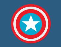 Super Heros Posters