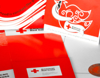 American Red Cross Branding and Design