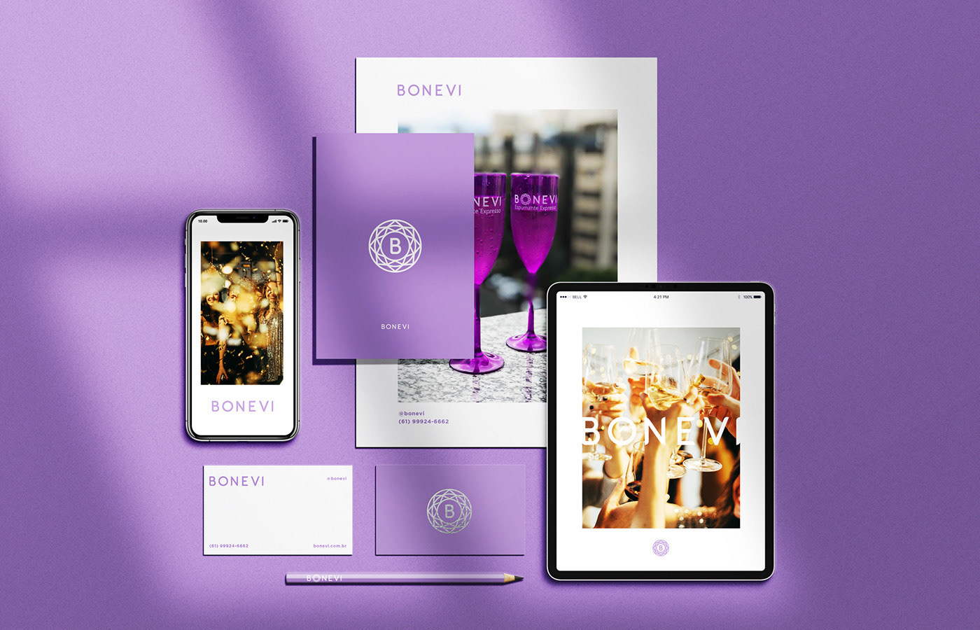 BONEVI Celebrate // Identity