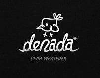 DENADA - Branding, Productdesign etc.