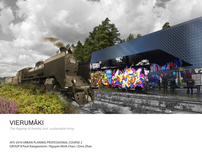 Urban Planning Project - Vierumaki, Heinola