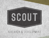 Scout Research & Development Branding and Collateral