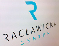 Racławicka Center - Identity and Branding