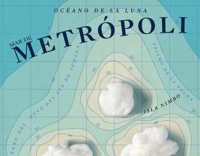 Covers of Metrópoli( Illustration)