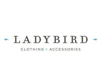 Ladybird Clothing + Accessories Branding