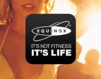 EQUINOX - Digital Strategy & Creative Direction