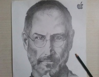 Steve Jobs Tribute through my work