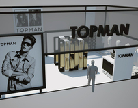 TOPMAN Exhibition Booth