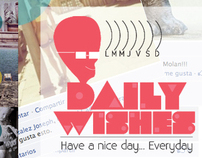 Daily wishes