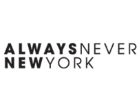 ALWAYSNEVER NEW YORK BRANDING & CREATIVE/ART DIRECTION