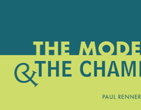 The Modernist and The Chameleon